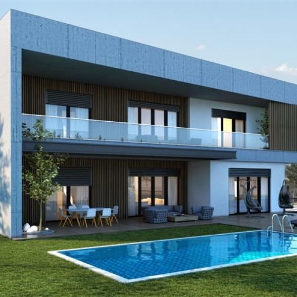 Yurttürk Villa
