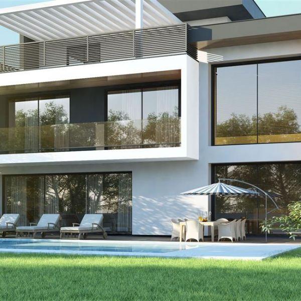 Haldenbilen Villa